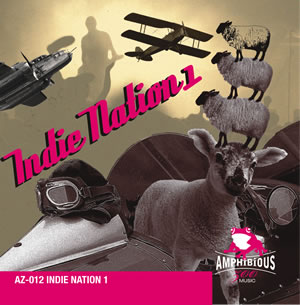 AZ012 Indie Nation 1 Cover Art