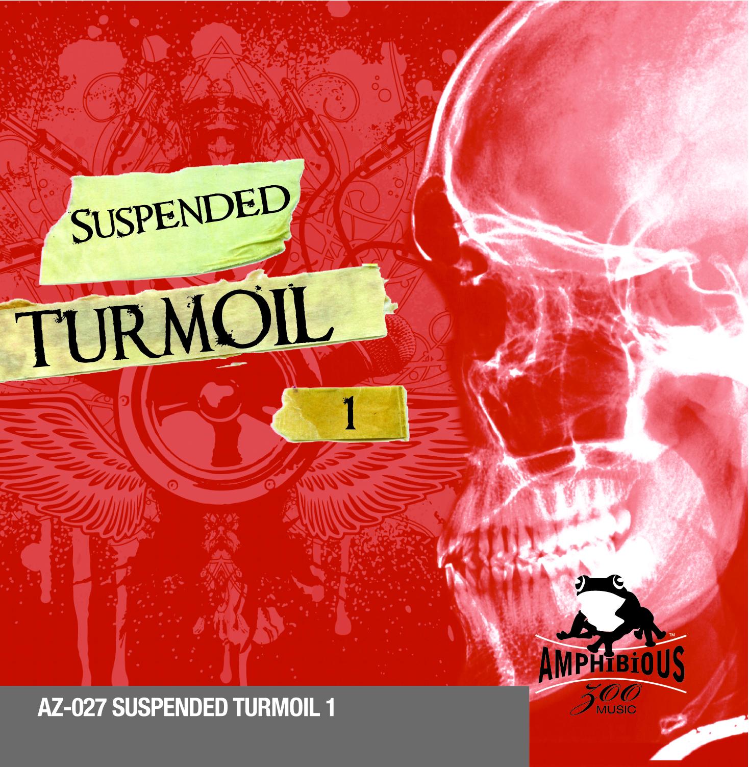 AZ027-Suspended Turmoil 1 Cover Art