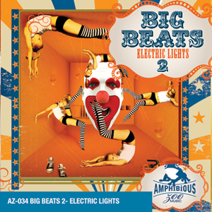 AZ034- Big Beats 2- Electric Lights Cover Art