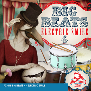 AZ048- Big Beats 4: Electric Smile Cover Art