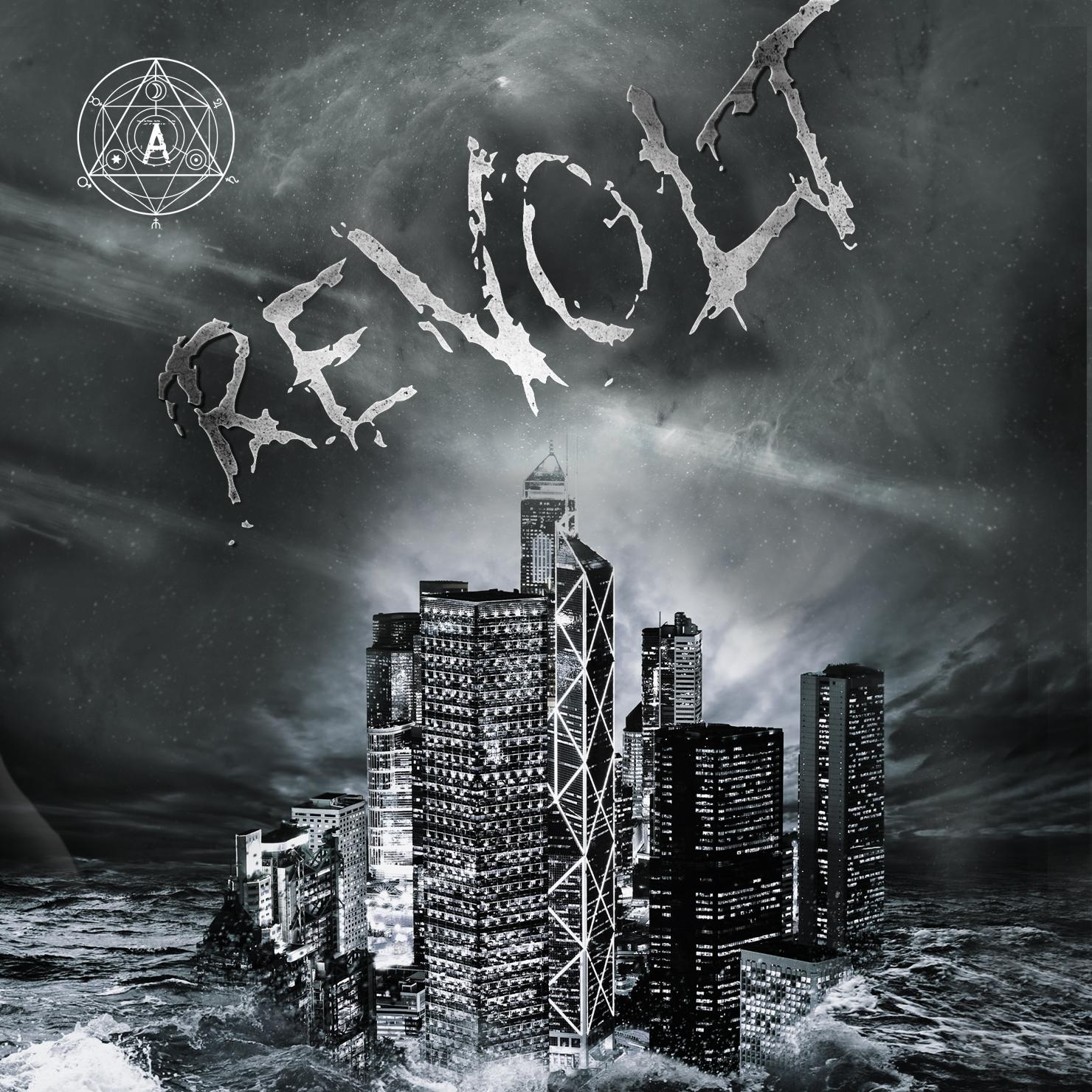 AL003- Revolt Cover Art