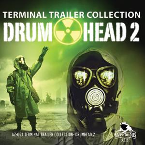AZ051- Terminal Trailer Collection- Drumhead 2 Cover Art