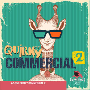 AZ056 Quirky Commercial 2 Cover Art