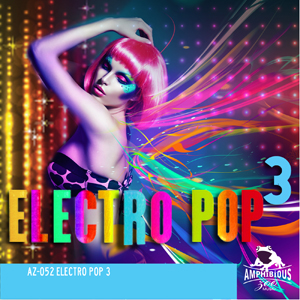 AZ052- Electro Pop 3 Cover Art