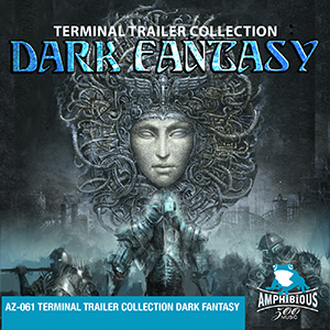 AZ061 Dark Fantasy 1 - Terminal Trailer Collection Cover Art
