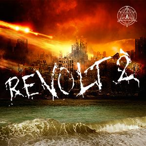 AL004 Revolt 2 Cover Art