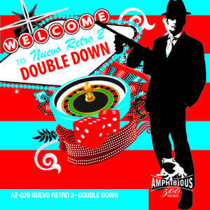 AZ029 Nuevo Retro 2 - Double Down Cover Art