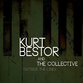 KBM006 Kurt Bestor and the Collective - Outside the lines Cover Art