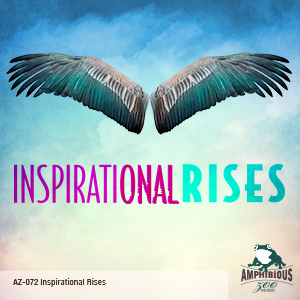 AZ072 Inspirational Rises Cover Art
